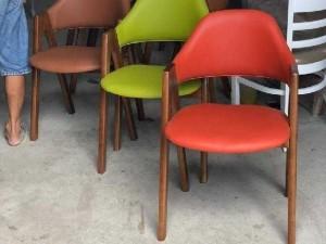 Ghế gỗ nệm chữ A giá rẻ