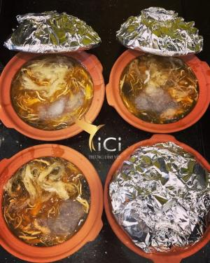 Soup Bào Ngư Vi cá - Chất lượng Thượng Hạng