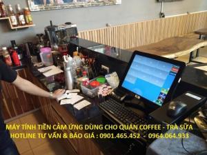 Bán Máy Tính Tiền POS cho Quán Cafe tại Hà Nội Quảng Ninh