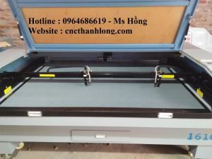 Nên mua máy laser cắt vải 1610 - 2 đầu giá rẻ ở đâu HCM ?