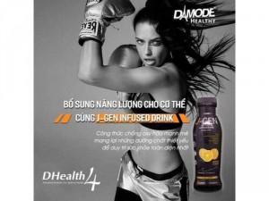 Thực Phẩm Bổ Sung J-Gen Chống Oxy Hóa (J-Gen Powerful Antioxidant Powder Drink – Chai 330Ml)