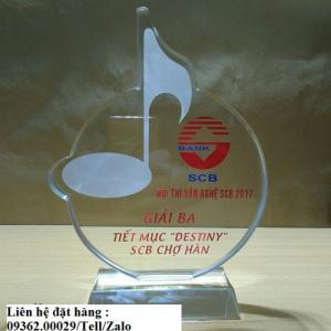 Quà tặng kỉ niệm chương, cup lưu niệm gia công theo yêu cầu