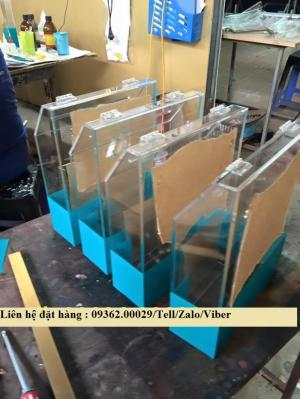 Xưởng sản xuất, cung cấp các mẫu hòm phiếu giá rẻ