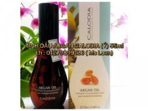 Tinh Dầu Dưỡng Tóc Và Massage Và Dưỡng Da Calodia 55ml