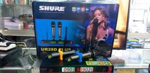 Micro Shure UR28D Plus Mới Nhất Thị Trường Hiện Nay, có bán trả góp