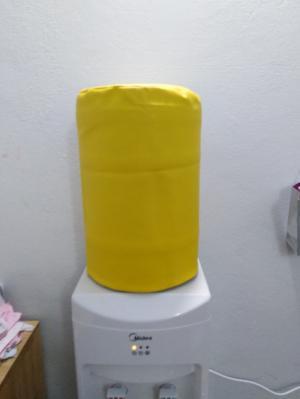 xưởng may LIMAC nhận sản xuất bán Bao trùm bình nước nóng lạnh in ấn theo yêu cầu miễn phí thiết kế