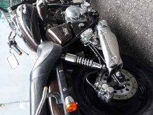 Honda phantom 200cc 4 thì  hqcn mới 90%