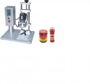 máy đóng nắp hủ yến, máy đóng nắp hủ thủy tinh, máy đóng hủ mật ong, máy siết nắp hủ thủy tinh DDX450B