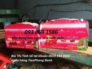 Hộp đựng heo quay  Xưởng mâm heo quay Bình Tân