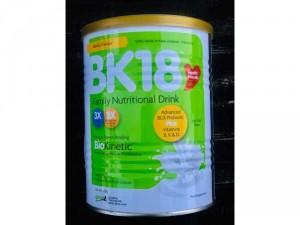 Sữa bột dinh dưỡng BK18