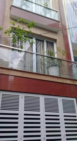 Cho thuê nhà 4x18m, 1T 1lung,3 lầu khu Bàu Cát, P.14, Tân Bình
