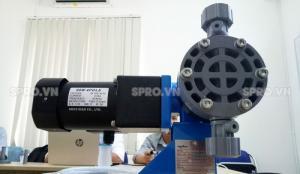 Bán máy bơm định lượng axit Nikkiso BX30 chính hãng