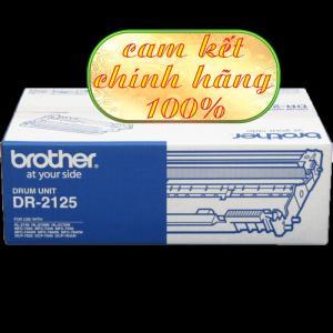 CỤM DRUM BROTHER DR 2125 dùng cho các dòng máy Brother:  HL 2140, MFC 7340/7840/7840W, DCP7030