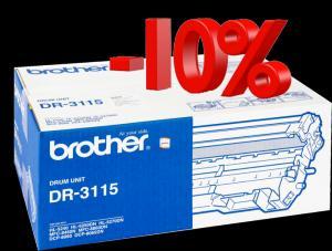 CỤM TRỐNG BROTHER DR 3115 sử  dụng cho các dòng máy Brother: HL 5240/5250D/5270DN, MFC  8460N/8860DN, DCP 8060/8065DN.