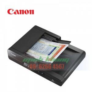 Máy scan 2 mặt scan  sách Canon DR F120
