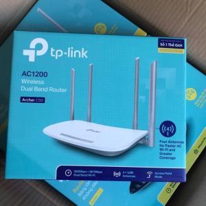 2019-01-03 14:07:32 Thiết bị Router Wifi Tp-Link Archer C50 WIFI AC 1200 New Bảo Hành 2 Năm 580,000