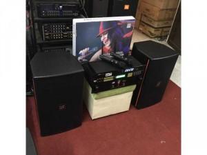 Dàn karaoke giá rẻ hàng nhập khẩu AR