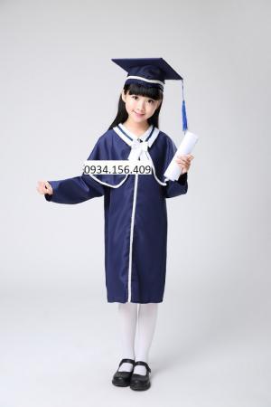 May lễ phục tốt nghiệp mầm non giá rẻ nhất