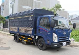 xe tải iz65 đô thành tải trọng 3,5 tấn và 2,5 tấn, thùng dài 4m3, hỗ trợ trả góp đến 90%, nhiều quà tặng cuối năm hấp dẫn