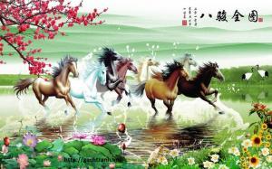 Tranh 3d KH890