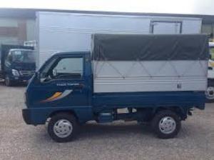 Cần bán Thaco Towner 800 tải trọng 990kg, giá xe tải nhỏ Trường Hải - Hỗ trợ vay trả góp, xe tải nhỏ 990kg