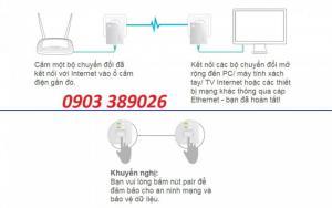 2019-01-06 09:49:19  4 TP-Link TL-PA4010KIT hàng chính hãng 100% bảo hành 1 năm Bộ TP-Link PA4010KIT mở rộng mạng qua đường dây điện xa 300m 790,000