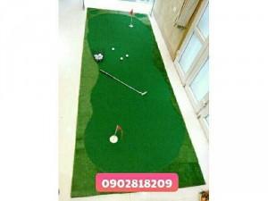 Thảm chơi golf tại nhà giá rẻ