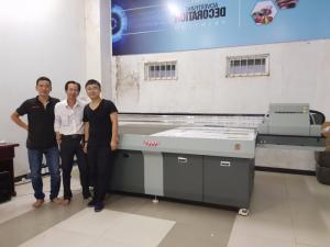 Máy in tủ nhựa 3D