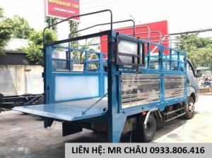 Xe Tải 1,49 tấn đến 2,49 tấn Tây Ninh, hổ trợ...