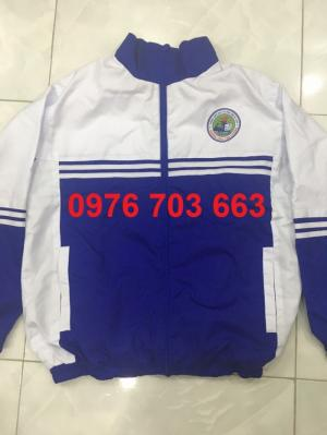 Chuyên sản xuất áo khoác đồng phục, sự kiện in logo theo yêu cầu giá rẻ
