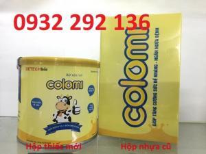 Sữa non Colomi hộp thiếc mới, bổ sung thêm sữa ong chúa