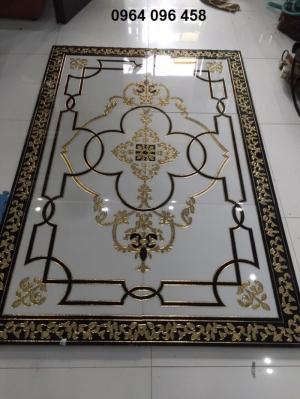 Thảm phòng khách- gạch thảm lát nền