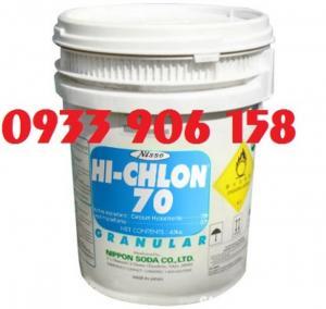 Hóa chất Chlorine
