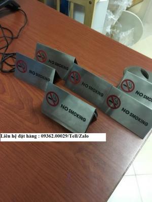 Giảm giá tất cả các sản phẩm biển cấm hút thuốc, nosmoking nhân dịp cuối năm
