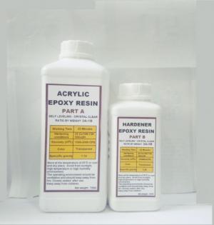 Acryic Epoxy Resin Trong Suốt R79AB Loại 2 (1kg)