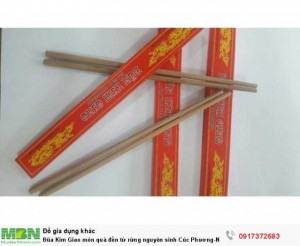Đũa Kim Giao món quà đến từ rừng nguyên sinh Cúc Phương-Ninh Bình