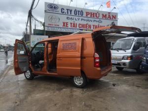 Xe tải van 2 chỗ Kenbo 950kg sự lựa chọn hoàn...