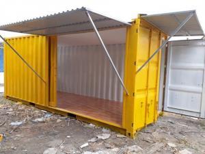 Container văn phòng bất động sản giá rẻ