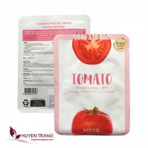 Mặt nạ dưỡng ẩm Misoul chiết xuất cà chua