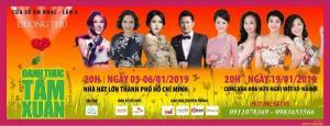 Mua vé đêm nhạc Dương Thụ  Đánh thức tầm xuân ngày 19/1/2019 tại cung văn hóa hữu nghị Việt Xô Hà Nội