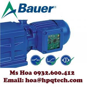 Động cơ hộp số Bauer - Đại lý Bauer việt nam