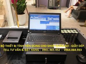 Bán Máy tính tiền cho Shop Quần Áo tại Vĩnh Phúc Hưng Yên