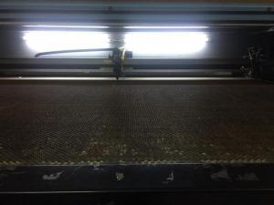 Máy laser 1610  2 đầu cắt giá rẻ