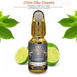 Tinh dầu chanh plus 20ml – Lemon EO nguyên chất thiên nhiên Ấn Độ – Thơm mát, sạch