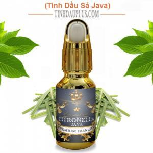 Tinh Dầu Sả Java Plus (20ml) - JAVA EO đuổi muỗi côn trùng trị mụn thư giãn tinh thần nhẹ nhàng