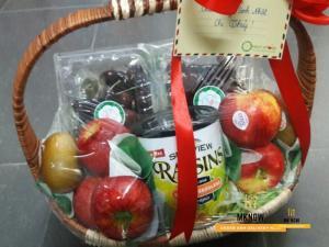 Giỏ trái cây sinh nhật - FSNK27