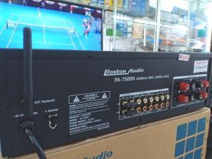 Amply Bluetooth Boston Audio PA-7500N đến từ Hàn Quốc