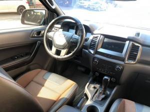 Ford Ranger Wildtrak 3.2L Xám 2016 Xe Đẹp Giá Hợp Lý.