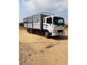 Xe tải Hyundai hd210 2 cầu lùn đời 2015 thùng...