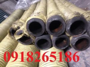 ống cao su lõi thép bố vải phi 350, phi 450, phi 500